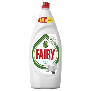 Fairy Dishwashing Liquid Original 1.5Litre