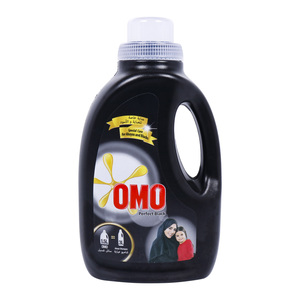 OMO Active Auto Fabric Cleaning Liquid Perfect Black 1.5Litre