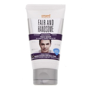 Emami Fair And Handsome Advanced Whitening Face Mask 75g