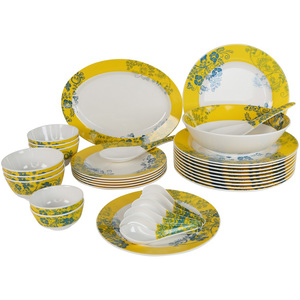 Melamine Dinner Set Vichity 34pcs