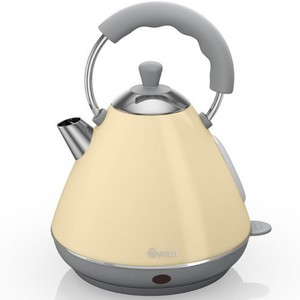 Swan Pyramid Kettle SK261030 2 Liter Assorted Color 1 Piece