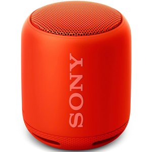 Sony Portable Bluetooth Speaker SRS-XB10 Red