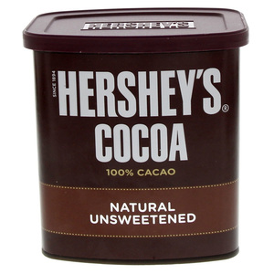 Hershey'S Cocoa Natural Unsweetened Powder 226g