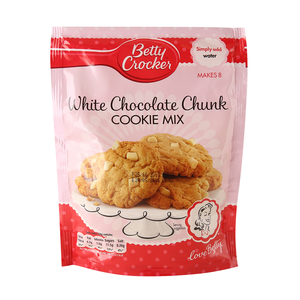 Betty Crocker White Chocolate Chunk Cookie Mix 200 Gm