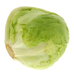 Iceberg Lettuce 500g Approx Weight