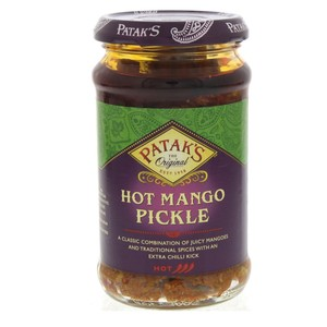 Patak's The Original Hot Mango Pickle 283g