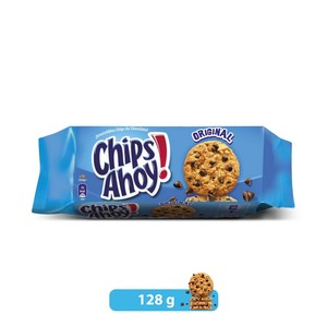 Chips Ahoy Original Chocolate Cookies 128g