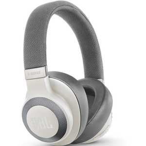 JBL Wireless Headphone E65BTNC White