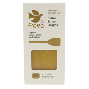 Doves Farm Freee Organic Maize & Rice Lasagne 250g