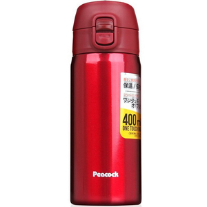Peacock Handy Flask AMW40R 400ml