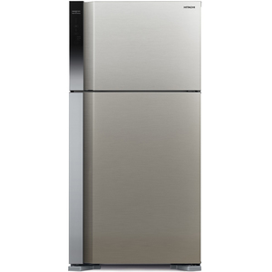 Hitachi Double Door Refrigerator RV710BSL 600Ltr