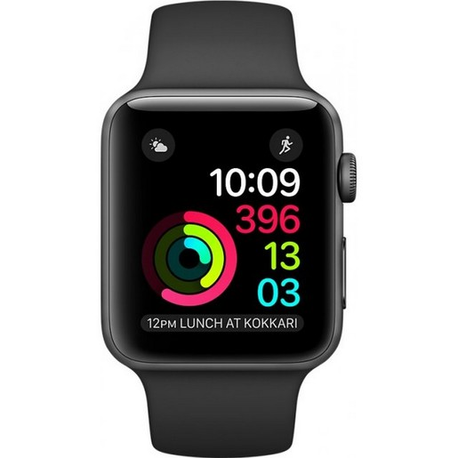 Buy Apple Watch MP032 42mm Space Gray Aluminum Case With