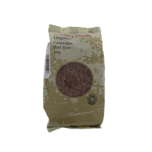 Infinity Organic Camargue Red Rice 500g