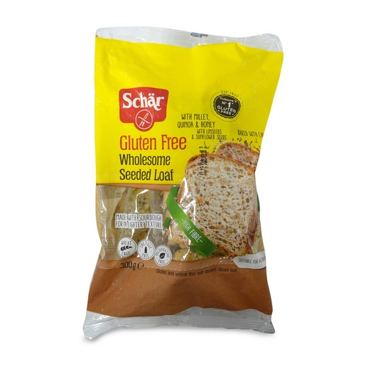 Schar Wholesome Seeded Loaf Gluten Free 300g
