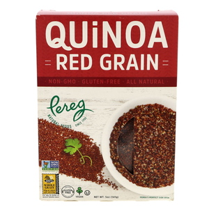 Pereg Quinoa Red Grain 141g