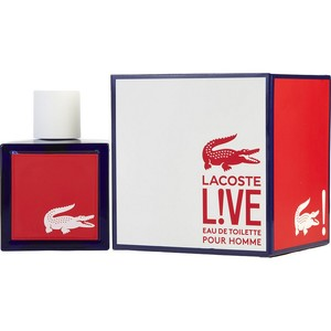 Lacoste Live Eau De Toilette for Men 100ml