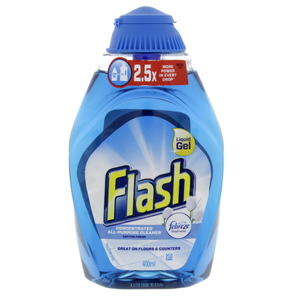 Flash Febreze Concentrated All Purpose Cleaner Cotton Fresh 400ml