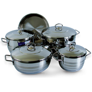 Korkmaz Cookng Pot Set Astra 9pcs