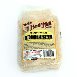 Bob's Red Mill Creamy Wheat Hot Cereal 680g