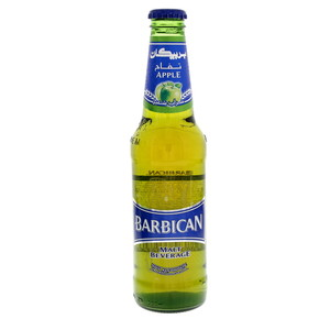 Barbican Apple Non Alcoholic Malt Beverage 330ml