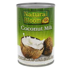 Natural Bloom Coconut Milk 400ml