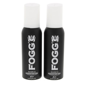 Fogg Fragrance Body Spray For Men Marco 120ml x 2pcs