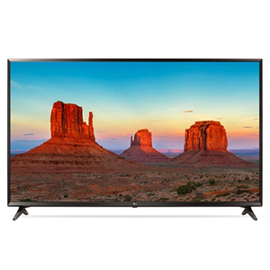 LG Ultra HD Smart LED TV 55UK6300PVB 55inch