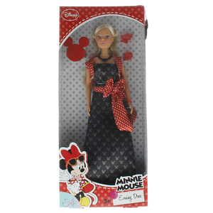 Disney Minnie Mouse Fashion Doll Evening Dress