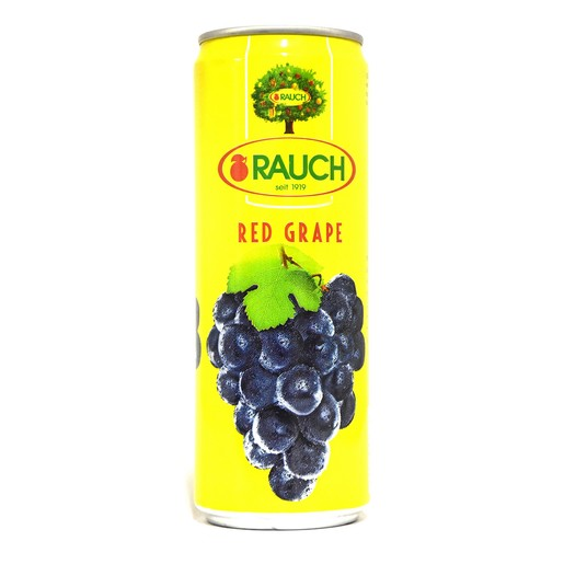 Rauch Red Grape Juice Drink 355ml