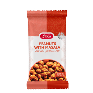Lulu Peanuts with Masala 20g