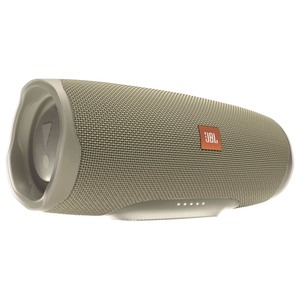 JBL Portable Bluetooth Speaker Charge 4 Sand