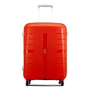 Carlton 4Wheel Hard Trolley Voyager 79cm Red