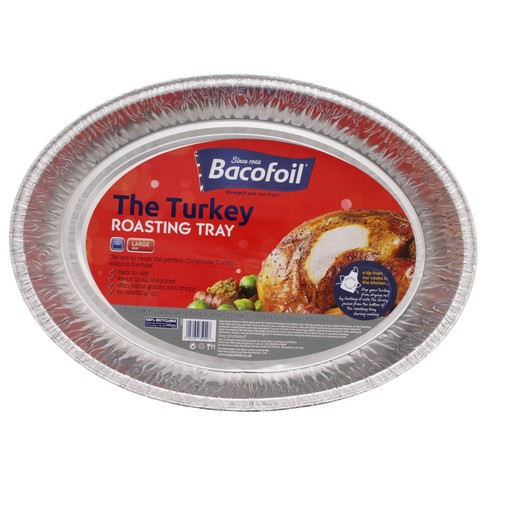 Bacofoil The Turkey Roasting Tray Large 1pc