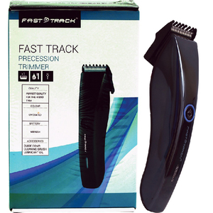 Fast Track Rechargeable Hair Trimmer FT-55TR
