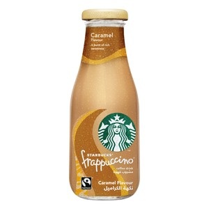 Starbucks Frappuccino Caramel Lowfat Coffee 250ml