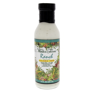 Walden Ranch Dressing Calorie Free 355ml