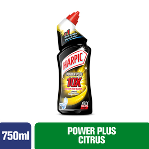 Harpic Toilet Cleaner Liquid Plus Citrus 750ml