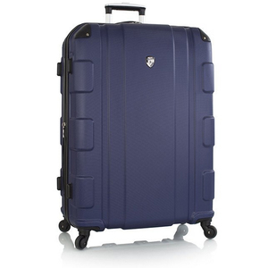 "Heys Azor 4Wheel Hard Trolley 21"" Blue"