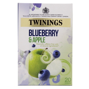 Twining's Blueberry And Apple 20pcs
