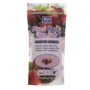 Yoko Mixed Berry SPA Salt 300g