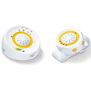 Beurer Baby Monitor with Intercom function BY-92