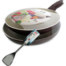 Prestige Ceramic Twin fry Pan Set 24+26cm