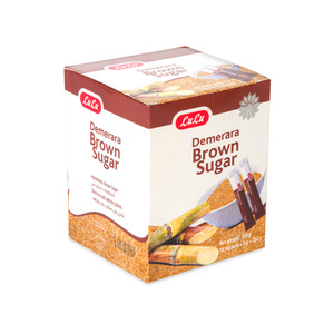 Lulu Demerara Brown Sugar Sticks 70 x 5g