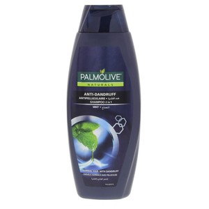 Palmolive Anti Dandruff 2 In 1 Shampoo Mint 380ml