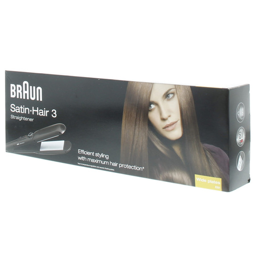 Braun Hair Straightener Satin Hair 3