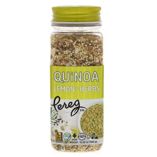 Buy Pereg Quinoa With Lemon & Herbs 300g - Pulses - Lulu