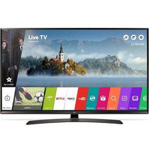 LG Ultra HD Smart LED TV 49UJ634V 49inch