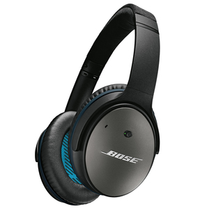 Bose Acoustic Head Phone QC25 Black