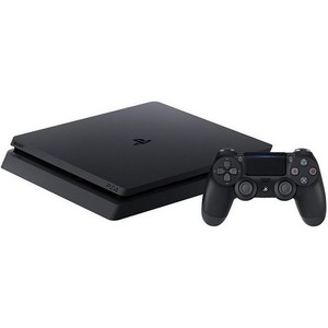 PS4 Slim Console 1TB CUH-2016BB Black