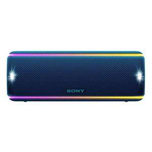 Sony Wireless Bluetooth Speaker SRS-XB31 Blue